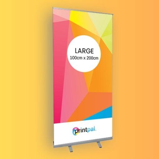 Large Roller Banner